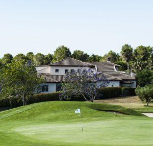 Villa Marigolf golf Bonmont 1 carre