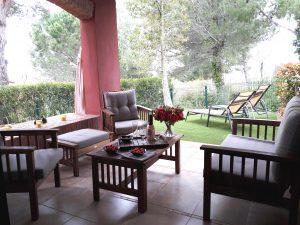 Villa Marigolf salon de jardin 5