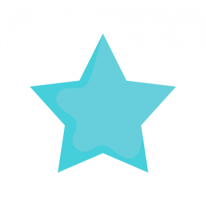 Villa Marigolf étoile bleue claire