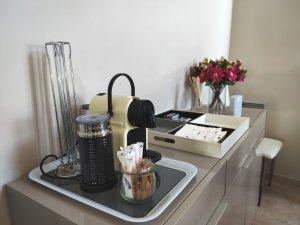 Villa Marigolf nespresso été 2019